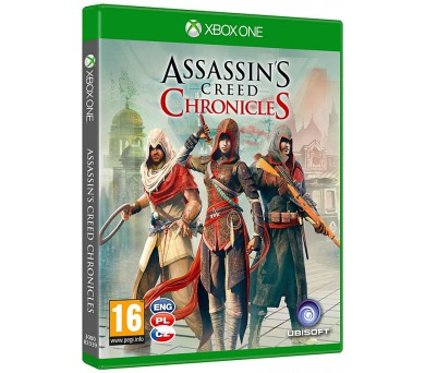 Ubisoft Xbox One Assassins Creed Chronicles
