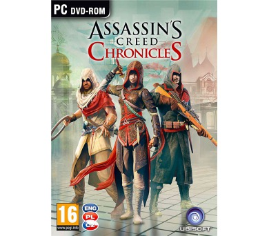 Ubisoft PC Assassins Creed Chronicles