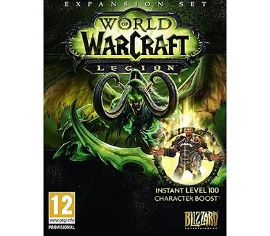 Blizzard PC World of Warcraft: Legion