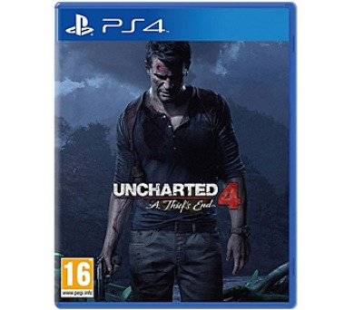 Sony PlayStation 4 Uncharted 4: A Thief's End