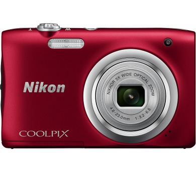 Nikon Coolpix A100 + DOPRAVA ZDARMA