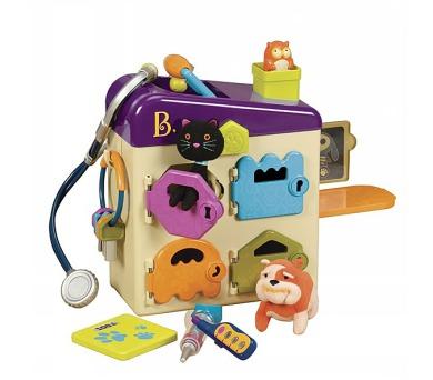 Veterinářský kufřík Btoys Pet Vet Clinic