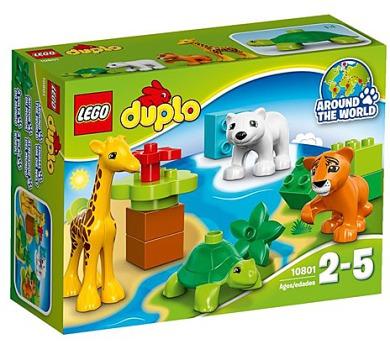Stavebnice LEGO® DUPLO 10801 Mláďátka