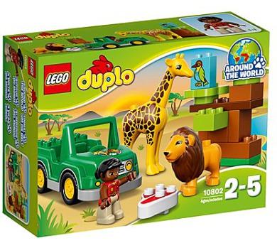 Stavebnice Lego® DUPLO 10802 Savana