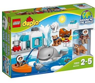 Stavebnice LEGO® DUPLO 10803 Arktida + DOPRAVA ZDARMA