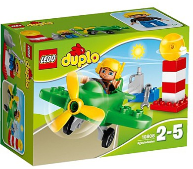 Stavebnice LEGO® DUPLO 10808 Malé letadlo
