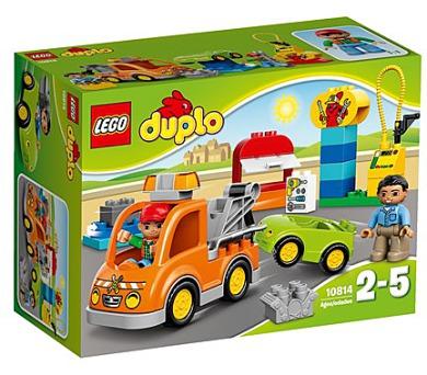 Stavebnice Lego® DUPLO 10814 Odtahový vůz