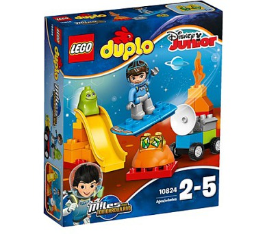 Stavebnice Lego® DUPLO 10824 Milesova vesmírná dobrodružství