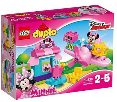 Stavebnice LEGO® DUPLO 10830 Minnie a její kavárna