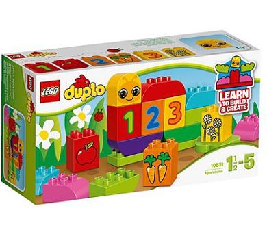 Stavebnice LEGO® DUPLO 10831 Moje první housenka