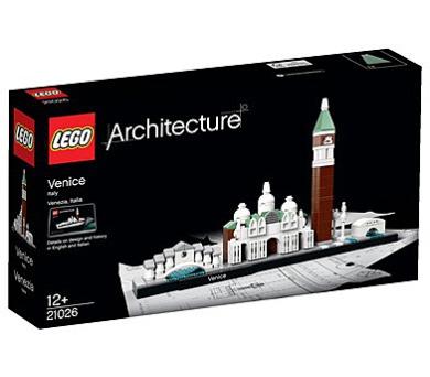 Stavebnice LEGO® ARCHITECTURE 21026 Benátky