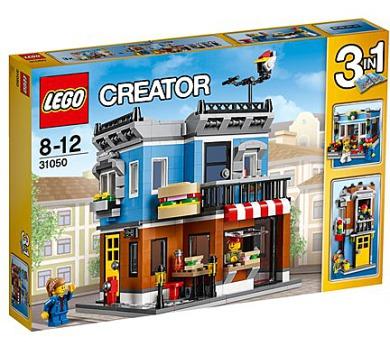 Stavebnice LEGO® CREATOR 31050 Občerstvení na rohu + DOPRAVA ZDARMA