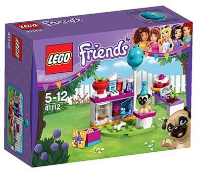 Stavebnice Lego® Friends 41112 Dorty na párty