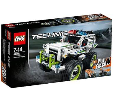 Stavebnice Lego® Technic 42047 Policejní zásahový vůz