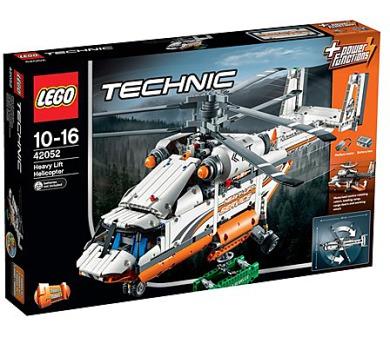 Stavebnice LEGO® TECHNIC 42052 Helikoptéra na těžké náklady