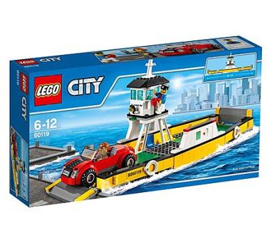 Stavebnice LEGO® CITY Great Vehicles 60119 Přívoz + DOPRAVA ZDARMA