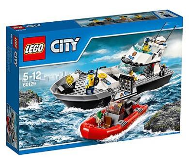 Police 60129 Policejní hlídková loď