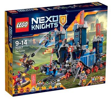 Stavebnice LEGO® NEXO KNIGHTS 70317 Fortrex