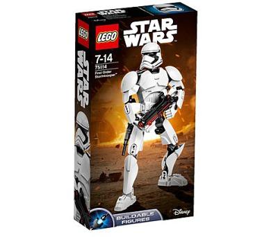 Stavebnice Lego® Star Wars TM 75114 First Order Stormtrooper™ (Stormtrooper První)