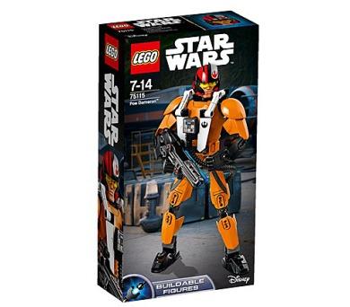 Stavebnice Lego® Star Wars TM 75115 Poe Dameron™
