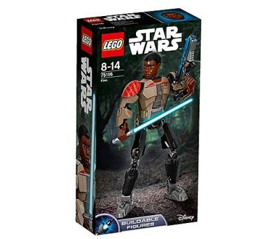 Stavebnice Lego® Star Wars TM 75116 Finn + DOPRAVA ZDARMA