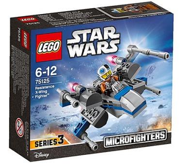 Stavebnice Lego® Star Wars TM 75125 Stíhačka X-Wing O