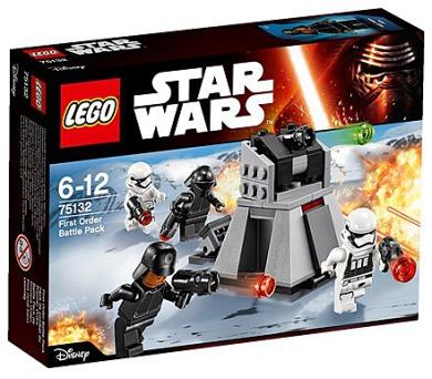 Stavebnice Lego® Star Wars TM 75132 Bitevní balíček Prvního řádu