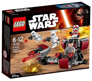 Stavebnice Lego® Star Wars TM 75134 Bitevní balíček Galaktického Impéria