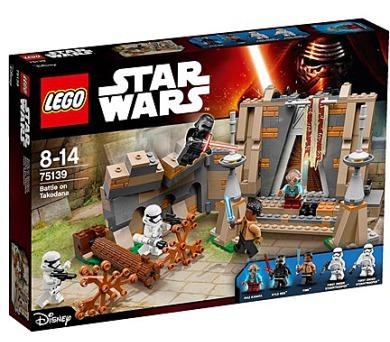Stavebnice Lego® Star Wars TM 75139 Confidential TVC 1