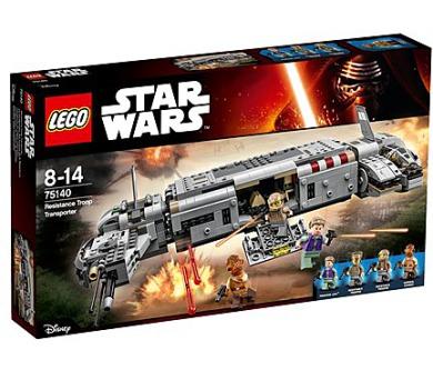 Stavebnice Lego® Star Wars TM 75140 Vojenský transport Odporu