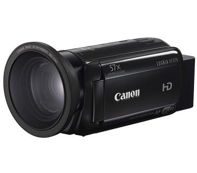 Canon LEGRIA HF R78 + širokoúhlá předsádka