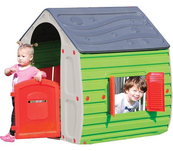 Dětský domek Buddy Toys BOT 1011 Domeček MAGICAL šed. + DOPRAVA ZDARMA