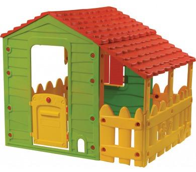 Zahradní domeček Buddy Toys BOT 1130 FARM s verandou + DOPRAVA ZDARMA