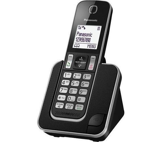 Panasonic KX TGD310FXB Dect + DOPRAVA ZDARMA