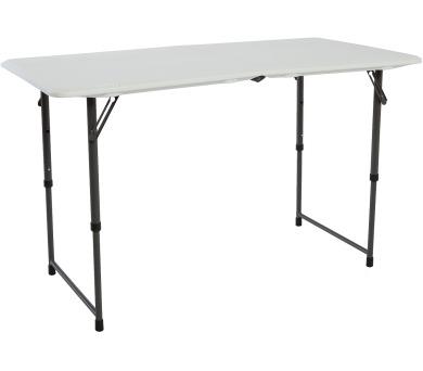 Skládací stůl 122 cm Lanit Plast LIFETIME 80221 / 80317 + DOPRAVA ZDARMA