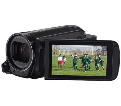 Canon LEGRIA HF R77 + širokoúhlá předsádka + digizoom 2850