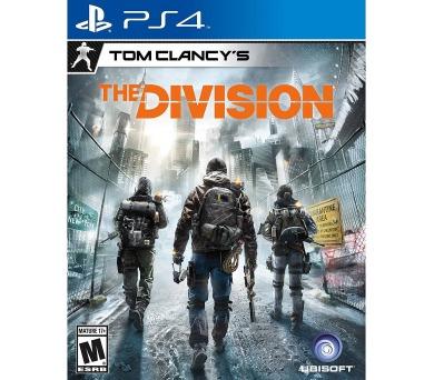 Ubisoft PlayStation 4 Tom Clancy's The Division + DOPRAVA ZDARMA