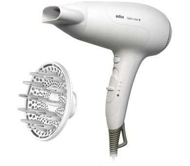 Braun Satin Hair 3 - HD 385 + DOPRAVA ZDARMA
