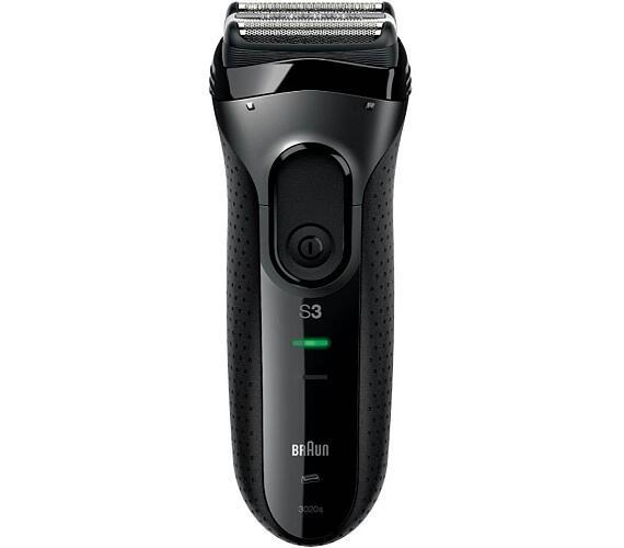 Braun Series 3 3020s Black + DOPRAVA ZDARMA