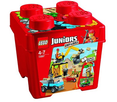 Stavebnice Lego® Juniors 10667 Stavba
