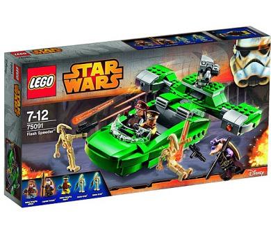 Stavebnice Lego® Star Wars 75091 Flash Speeder™