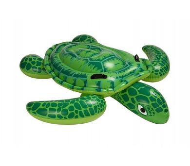 Lehátko želva s úchyty nafukovací 191x170cm + DOPRAVA ZDARMA