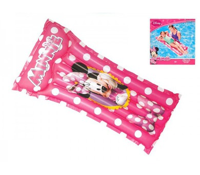 Lehátko nafukovací Minnie 119x61cm v krabičce