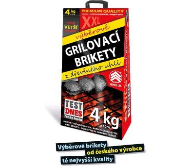 v-garden Grilovací brikety 4 kg