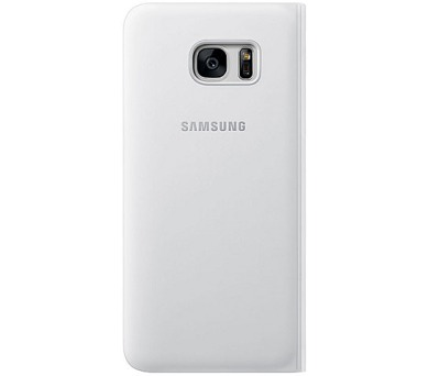 Samsung S-View pro Galaxy S7 Edge (EF-CG935P) - bílé