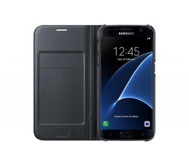 Samsung LED View pro Galaxy S7 (EF-NG930P) - černé + DOPRAVA ZDARMA