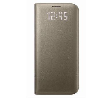Samsung LED View pro Galaxy S7 Edge (EF-NG935P) - zlaté