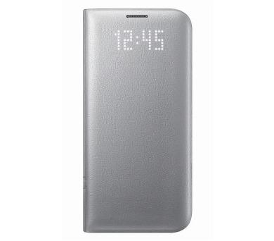 Samsung LED View pro Galaxy S7 Edge (EF-NG935P) - stříbrné