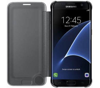 Samsung Clear View pro Galaxy S7 Edge (EF-ZG935C) - černé
