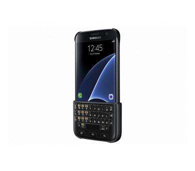 Samsung s klávesnicí pro Galaxy S7 (EJ-CG930U) - černý + DOPRAVA ZDARMA